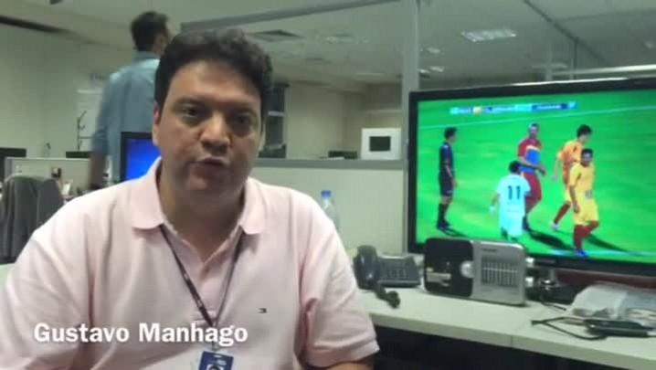 Gustavo Manhago: Brasil não pode perder para o Paraguai
