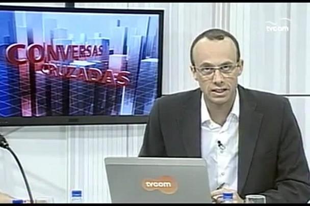 TVCOM Conversas Cruzadas. 2º Bloco. 26.05.16