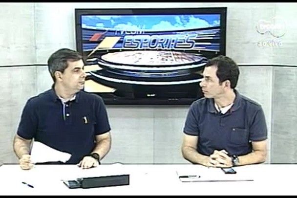 TVCOM Esportes. 2º Bloco. 16.08.16