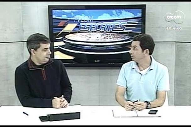 TVCOM Esportes. 4º Bloco. 17.08.16