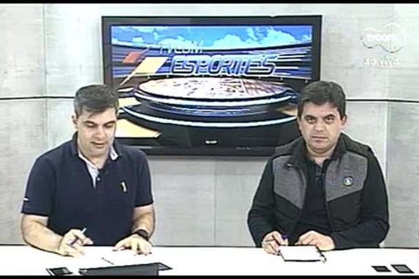 TVCOM Esportes. 2º Bloco. 07.09.16