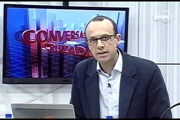 TVCOM Conversas Cruzadas. 3º Bloco. 19.09.16