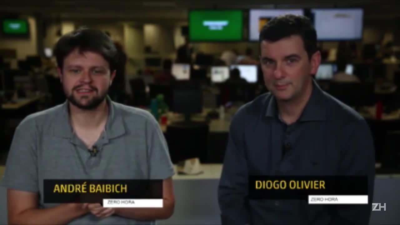 André Baibich e Diogo Olivier analisam a derrota do Grêmio FBPA para o Sport Club do Recife na Arena pela 34° rodada do Brasileirão