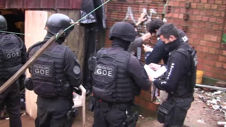 Polícia deflaga operação para desarticular grupo responsável por chacina em Canoas
