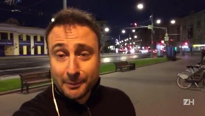 Eduardo Gabardo chega à Russia para conferir como está a preparação para a Copa