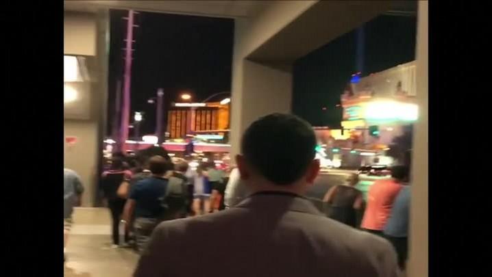 Terror em Las Vegas