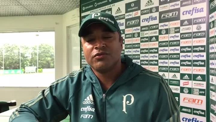 Roger fala sobre a trajetória no Grêmio