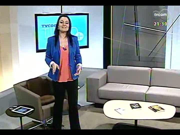 TVCOM Tudo Mais - 18/10/2012 - Bloco 4