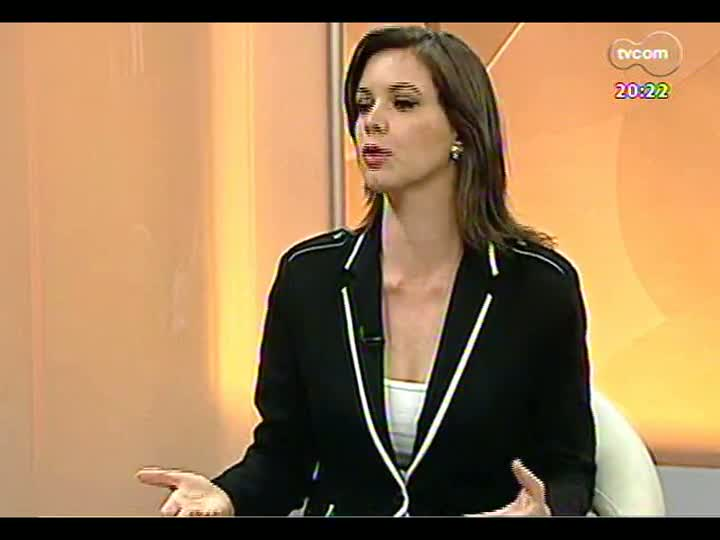 TVCOM 20 Horas - 25/12/12 - Bloco 3 - Entrevista com Mariza Abreu, ex-secretária de Educação - parte 2