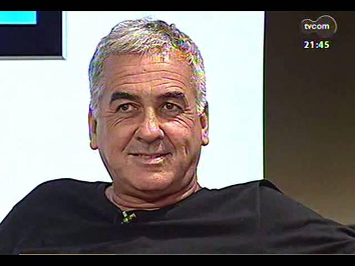 TVCOM Tudo Mais - Entrevista com Jair Kobe, o Guri de Uruguaiana, em homenagem ao Dia do Comediante