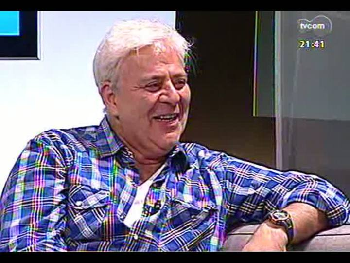 TVCOM Tudo Mais - Carreira muscial de Oscar Simch
