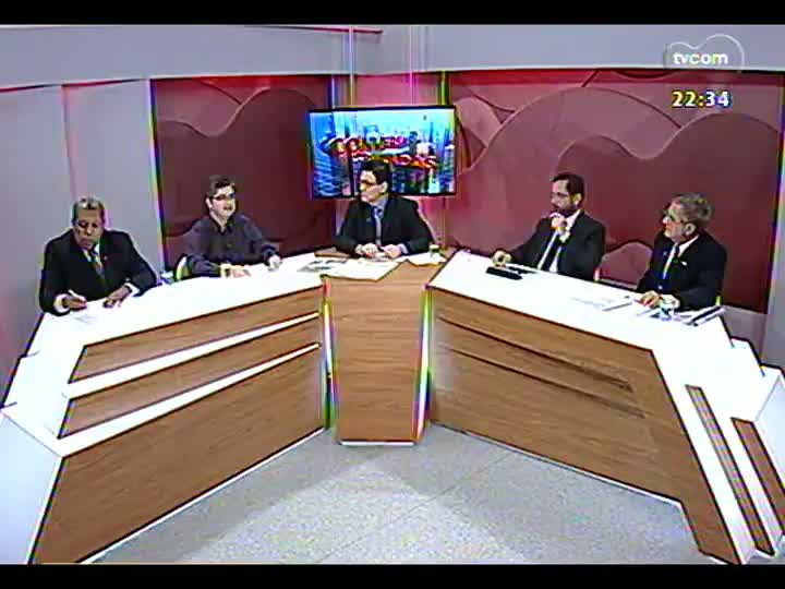 Conversas Cruzadas - Realidade das estradas do RS: motivos pelos quais são tão ruins e possíveis soluções para os problemas - Bloco 2 - 11/03/2013
