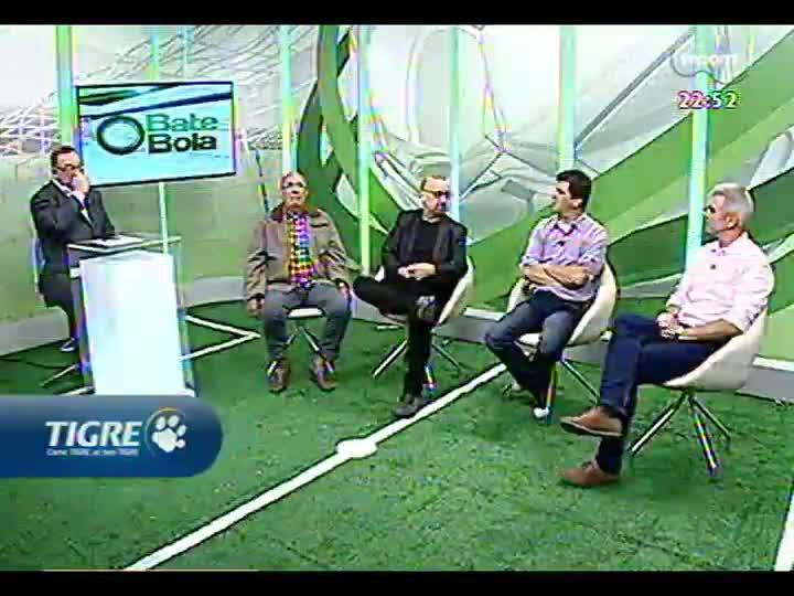 Bate Bola - Rodada do Gauchão com visita do ex-presidente do Grêmio, Paulo Odone, e o jornalista Kenny Braga - Bloco 5