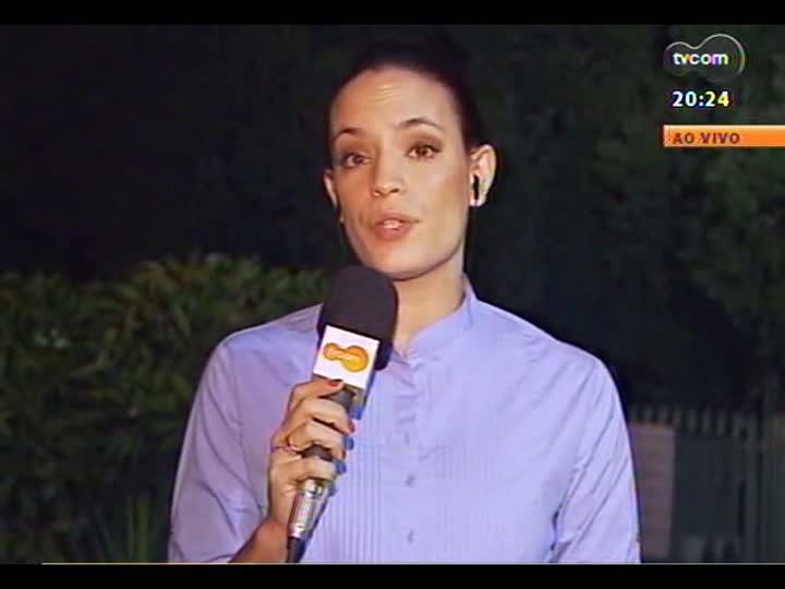 TVCOM 20 Horas - Aumenta o número de casos de dengue em Porto Alegre - Bloco 3 - 02/04/2013