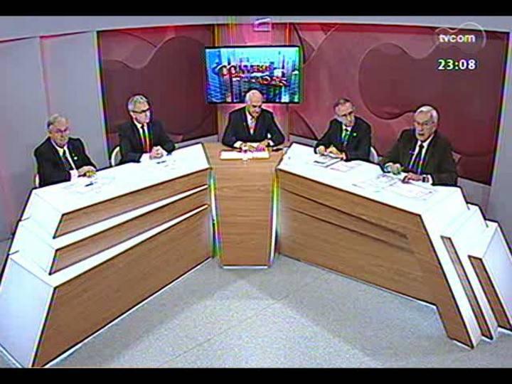 Conversas Cruzadas - Dificuldades enfrentadas pelos hospitais filantrópicos no Estado - Bloco 4 - 08/04/2013