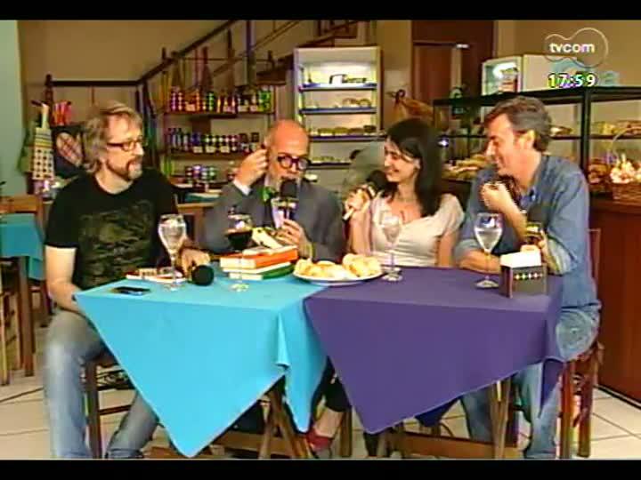 Café TVCOM - Experiências gastronômicas Rio Grande do Sul afora - Bloco 1 - 04/05/2013