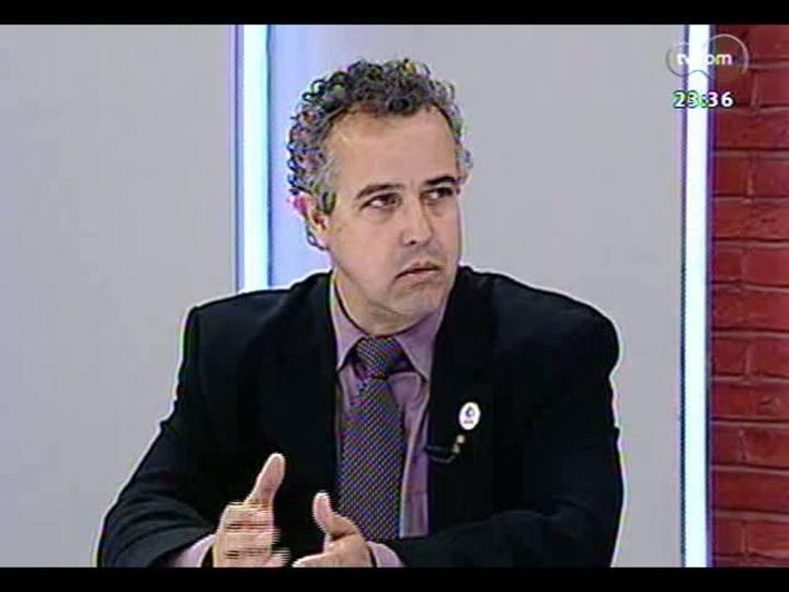 Mãos e Mentes - Embaixador da Associação Software Livre, Sady Jacques - Bloco 1 - 21/06/2013