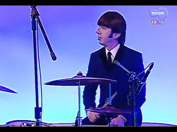 Programa do Roger - Argentinos do The Beats trazem canções dos Beatles - bloco 4 - 16/07/2013
