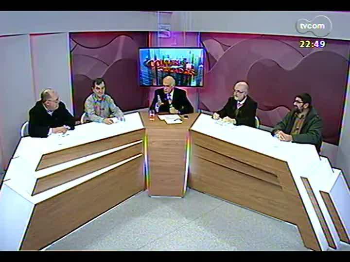 Conversas Cruzadas - Programa analisa da visita do Papa Francisco ao Brasil a a mensagem que ele deve passar para os católicos - Bloco 3 - 22/07/2013