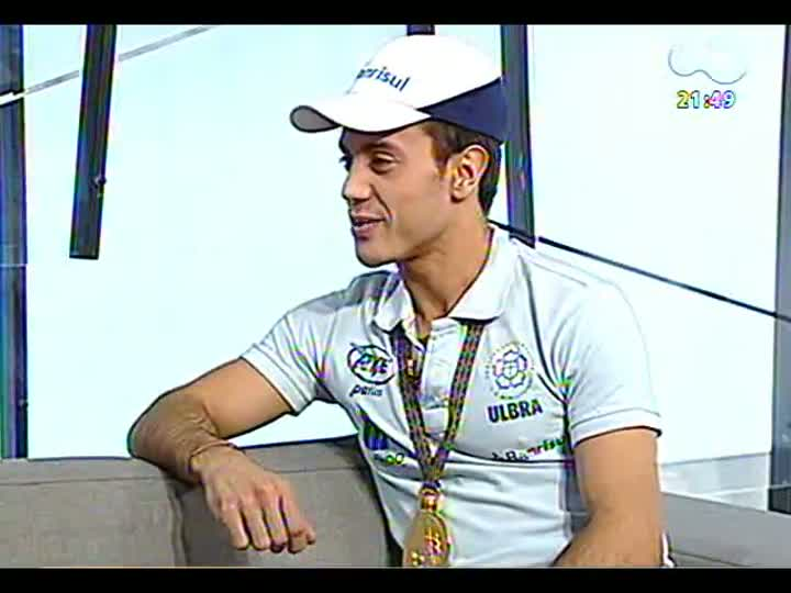 TVCOM Tudo Mais - Bate-papo com Marcel Stürmer, considerado o melhor patinador brasileiro de todos os tempos