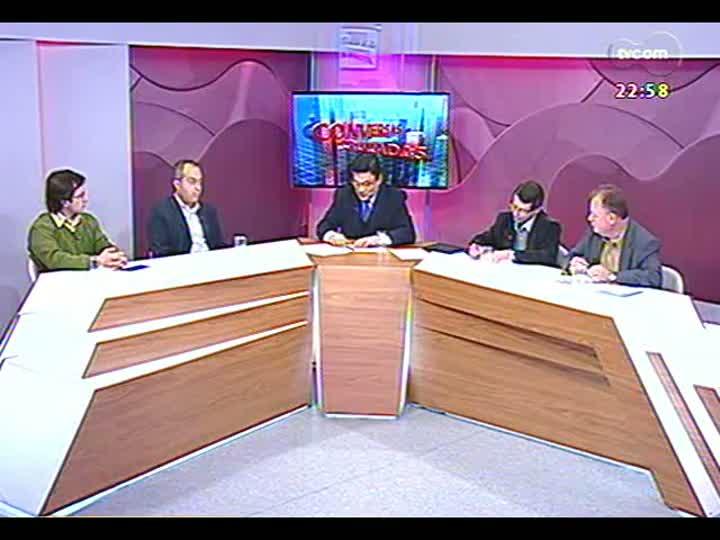 Conversas Cruzadas - Para onde vai a economia brasileira? - Bloco 3 - 02/08/2013