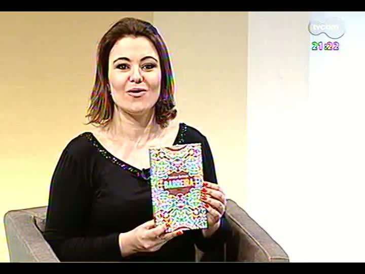 TVCOM Tudo Mais - Escritor Amilcar Bettega fala sobre seu livro dentro do projeto \'Amores expressos\'