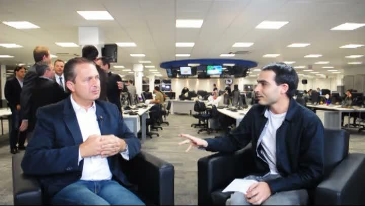 Conversa Política: Presidenciável Eduardo Campos