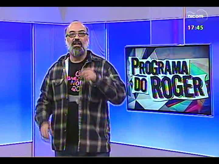 Programa do Roger - A música de Tati Portela - bloco 1 - 03/09/2013