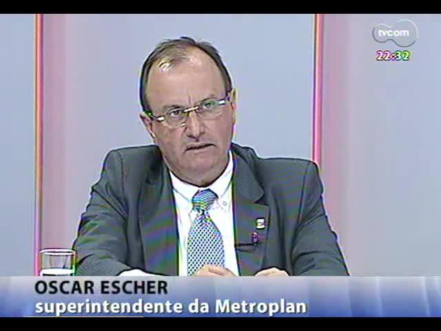 Conversas Cruzadas - Debate sobre trânsito e transporte, as principais deficiências de infraestrutura na Capital - Bloco 2 - 25/09/2013