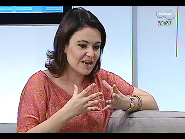 TVCOM Tudo Mais - Oswaldo Montenegro fala sobre o filme \'Solidões\'