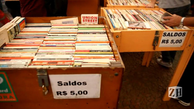 Papo de Economia: obras a partir de R$ 5 na Feira do Livro de Porto Alegre