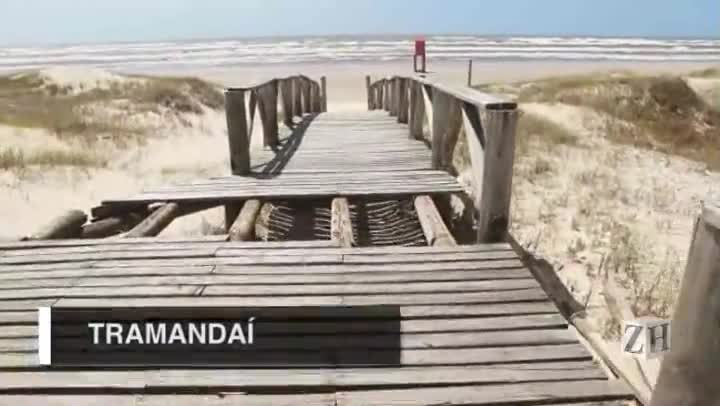 Veja como estão as praias do Litoral gaúcho na véspera da temporada de verão