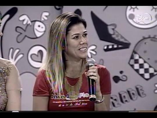 TVCOM Tudo+ - Baila Floripa - 13/03/14