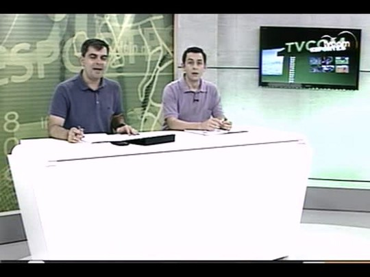 TVCOM Esportes - 1º bloco - 20/03/14