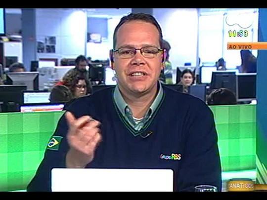 Fanáticos TVCOM - Pré-jogo Austrália X Holanda 18/06/2014 - parte 2