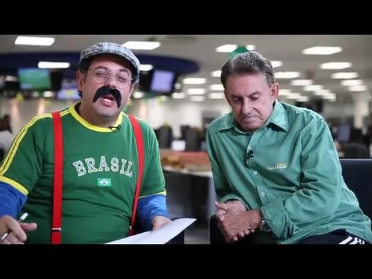 Joaquim do Pastel recebe Roberto Alves