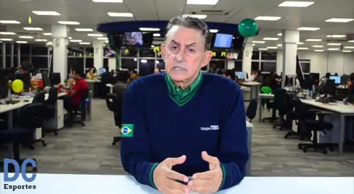 """Roberto Alves: \""""Nosso adversário será o Chile, ainda bem a Holanda não traz boas lembranças\"""""""