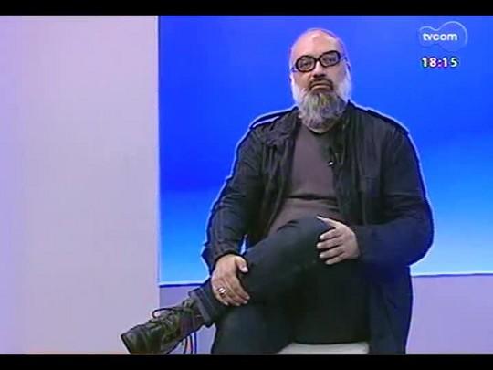 Programa do Roger - Daniel Colin, dramaturgo e Guadalupe casal, atriz - Bloco 3 - 03/07/2014