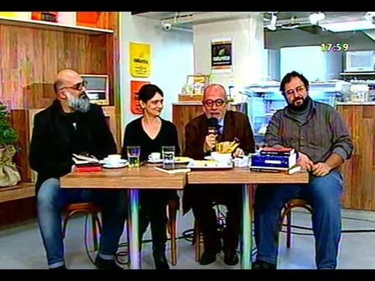 Café TVCOM - Conversa sobre futebol, diretamente do Natureba - Bloco 1 - 26/07/2014
