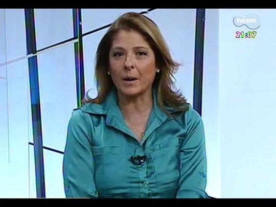 TVCOM Tudo Mais - Glória Kalil fala sobre elegância e estilo com Tanira Lebedeff