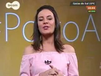 #PortoA - 'Guia de Sobrevivência Gastronômica': Adelino leva Lúcio Brancato para encarar uma sopa no Van Gogh