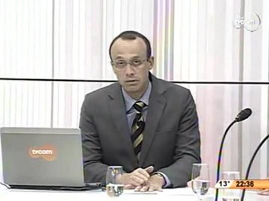 Conversas Cruzadas - O uso Terapêutico da Substância Canabidiol - 3ºBloco - 27.08.14