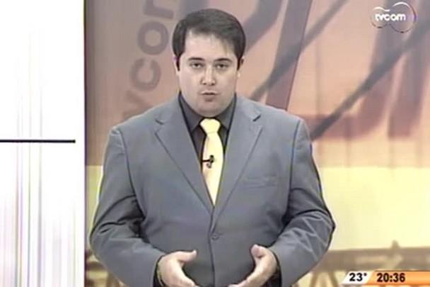 TVCOM 20 Horas - TRE-SC tira dúvidas dos eleitores do estado - 3º Bloco - 29/09/14
