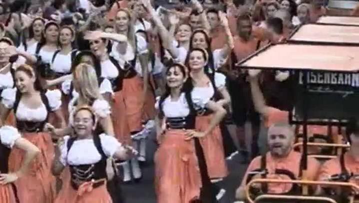 TVCOM Tudo+ - Oktoberfest 3ºBloco - 09.10.14