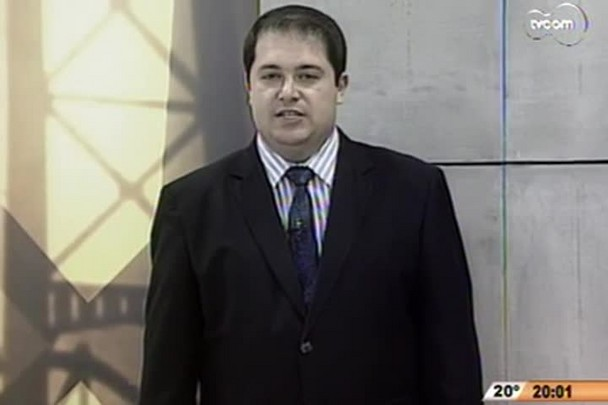TVCOM 20H - Manutenção pontes Colombo Salles e Pedro Ivo -1°Bloco - 21.10.14