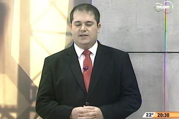 TVCOM 20h - Atendimento dos hospitais públicos de SC é vistoriado por OAB - 13.11.14