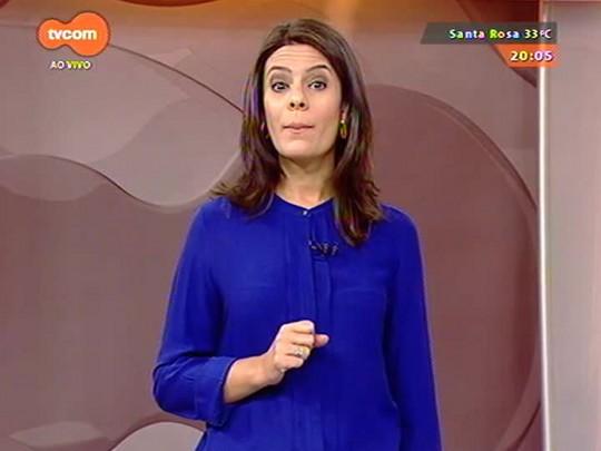 TVCOM 20 Horas - OAB-RS questiona projeto de aposentadoria especial para deputados estaduais - 28/11/2014