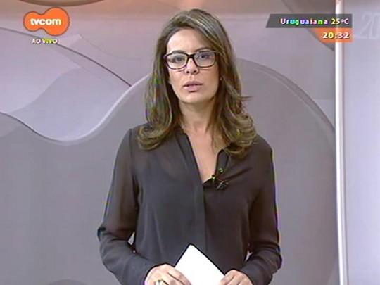 TVCOM 20 Horas - Secretaria de Educação de Porto Alegre pede a demissão da professora flagrada maltratando criança - 07/01/2015