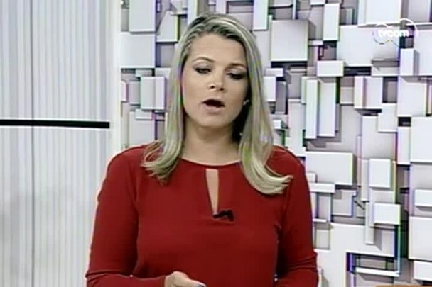 TVCOM 20h - Joinville enfrenta alagamentos e falta de luz por causa dos temporais - 21.1.15