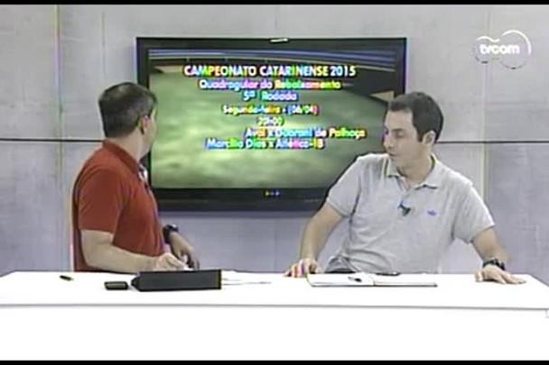 TVCOM Esportes - 4ºBloco - 03.04.15
